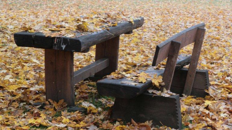Freiluftsaison weicht Herbst aus