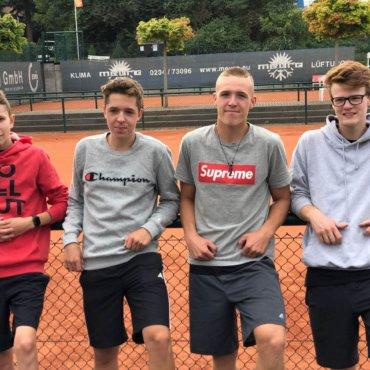 Junioren U18 sind die neuen Kreismeister